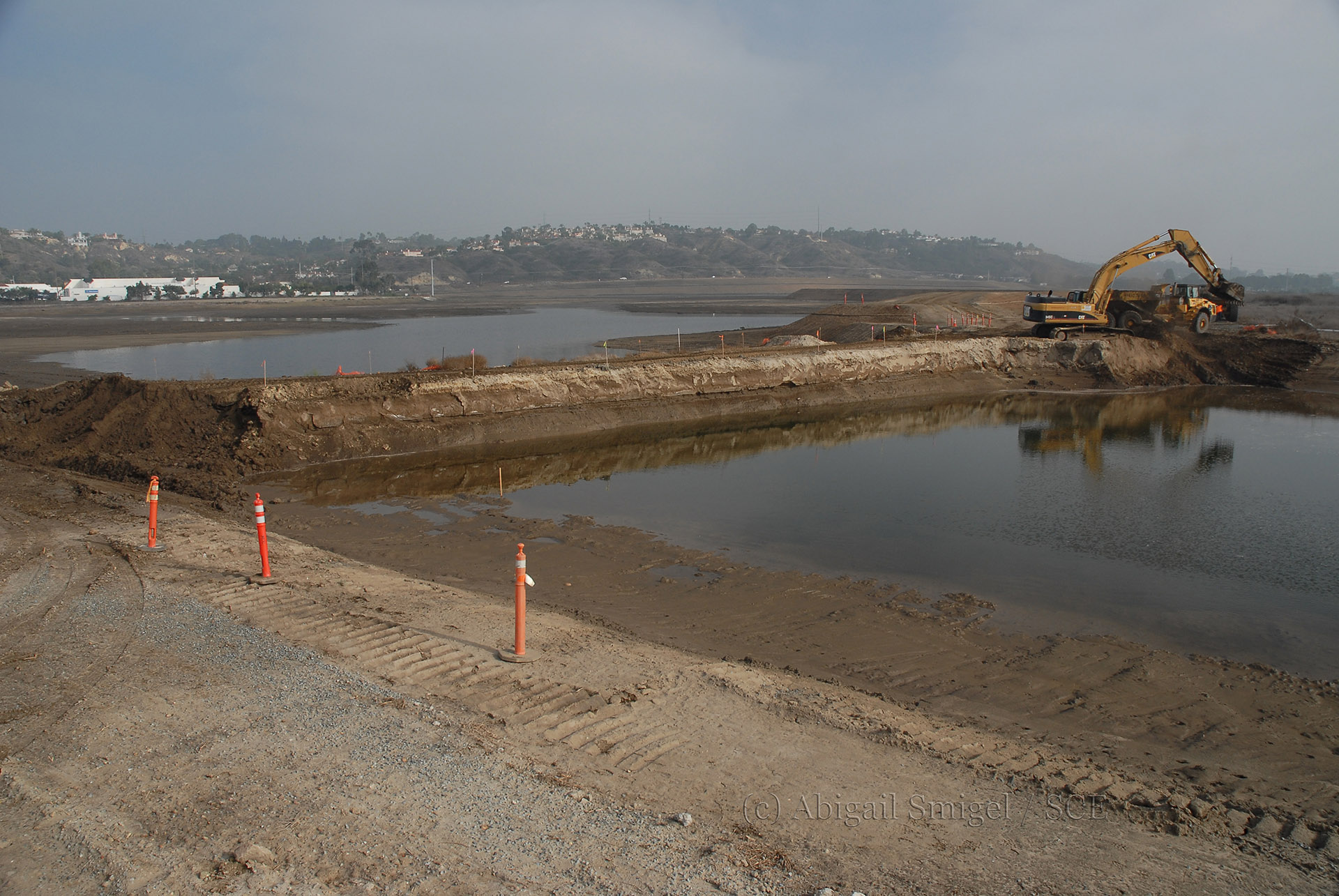 Coastal Environments Projects: San Dieguito Lagoon (Wetland Restoration)
