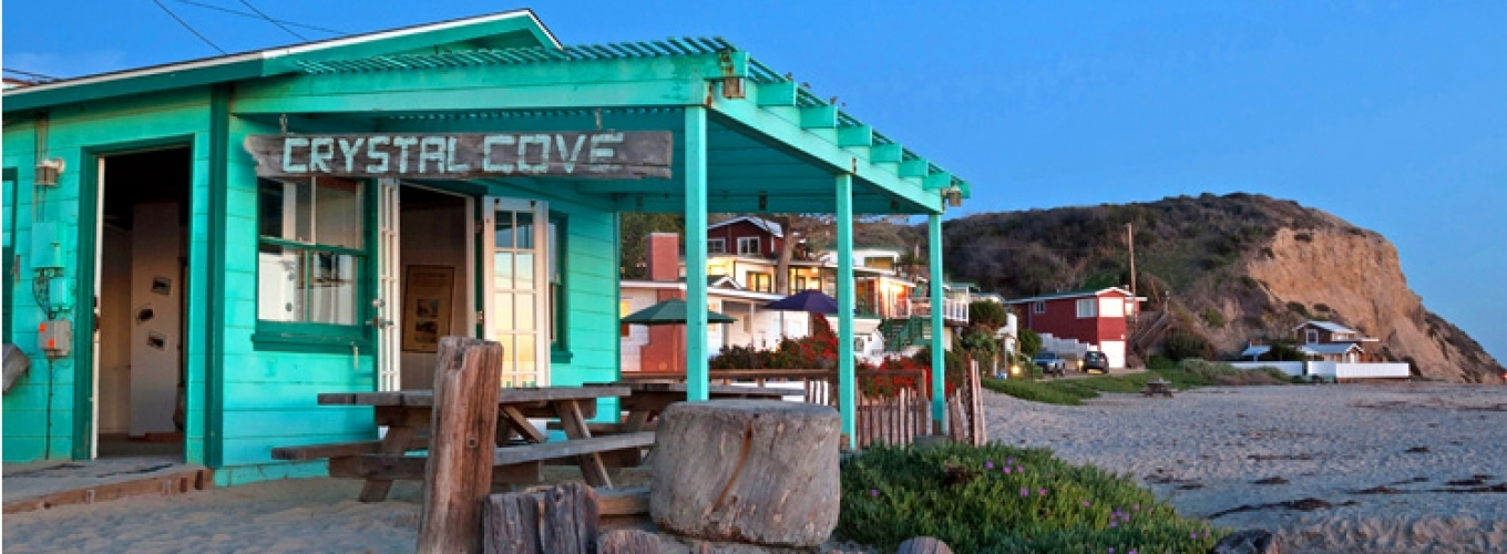 Potential Wave Forces on Crystal Cove State Park Historical District